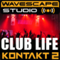 Thumbnail DJ samples - Club Life - Kontakt 2/3 format