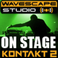DJ samples - On Stage  - Kontakt 2/3 format